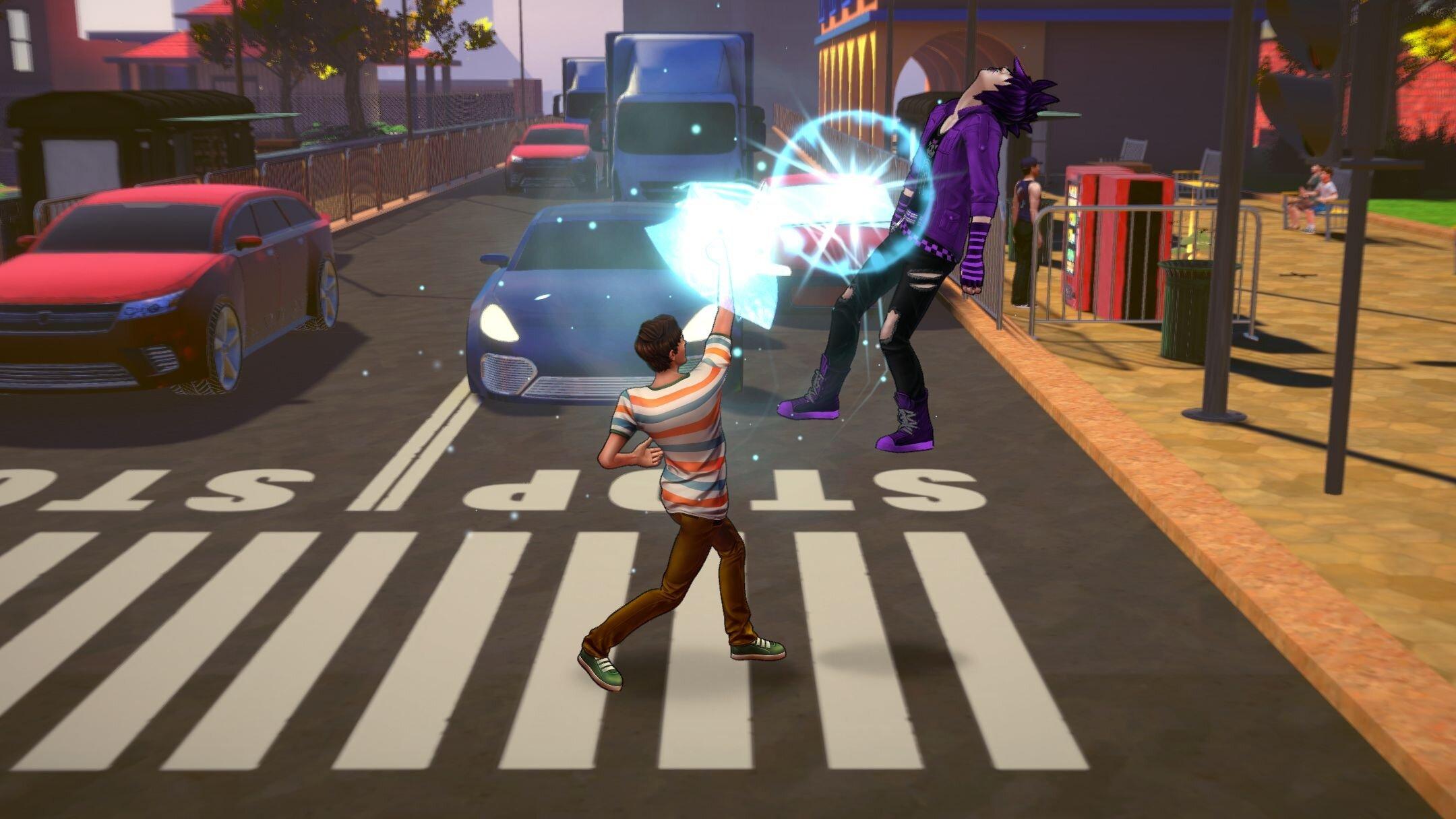 Cobra Kai: The Karate Kid Saga Continues (PS4)