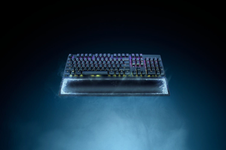 Подложка за китки Razer - Pro, Cooling Gel, черна