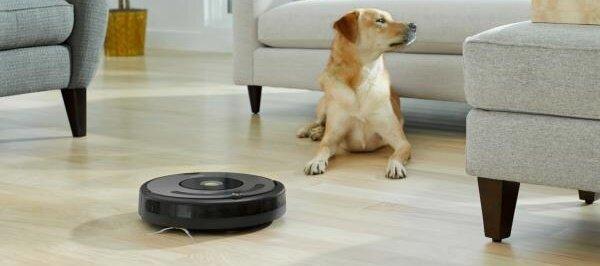 Roomba 676 робот