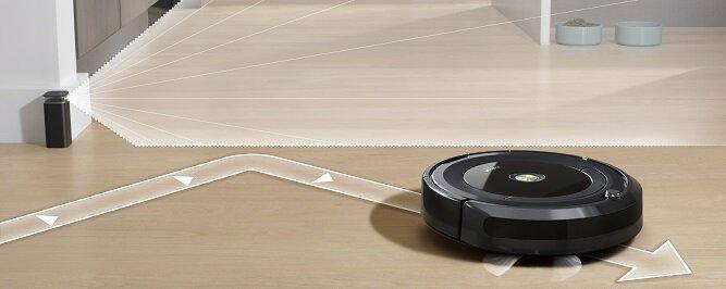 Roomba 696 Картко представяне