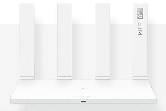 Рутер Huawei WiFi AX3 с WiFi 6.