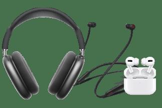 Слушалки и аудио
