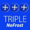 Triple No Frost   Whirlpool