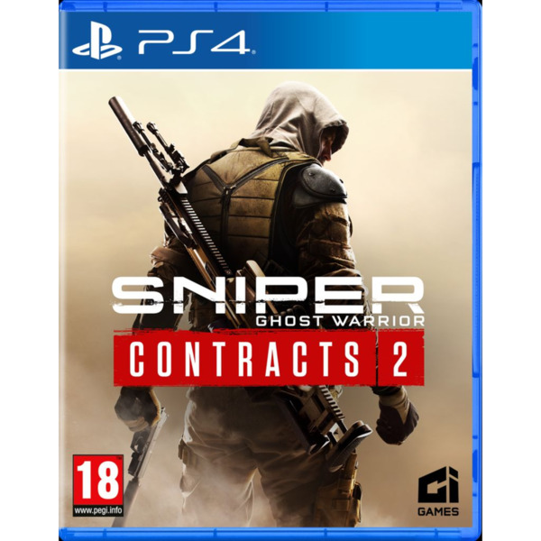 Игра CI GAMES Sniper Ghost Warrior Contracts 2 (PS4)