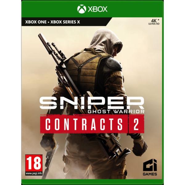 Игра CI GAMES Sniper Ghost Warrior Contracts 2 (XBOX1)