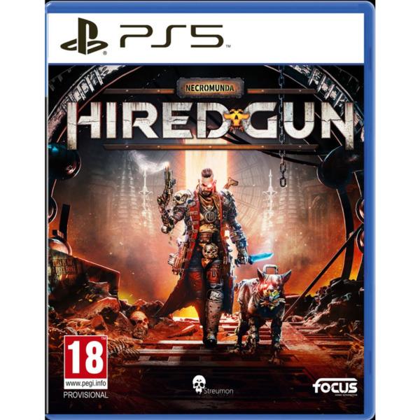 Игра FOCUS Necromunda: Hired Gun (PS5)