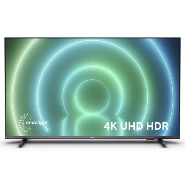 Телевизор Philips 55PUS7906/12 , 139 см, 3840x2160 UHD-4K , 55 inch, Android , LED  , Smart TV