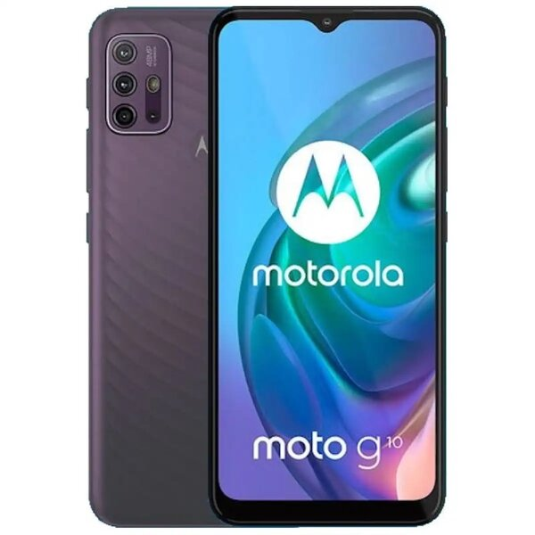 Смартфон Motorola MOTO G10 64/4 DS AURORA GREY , 4 GB, 64 GB