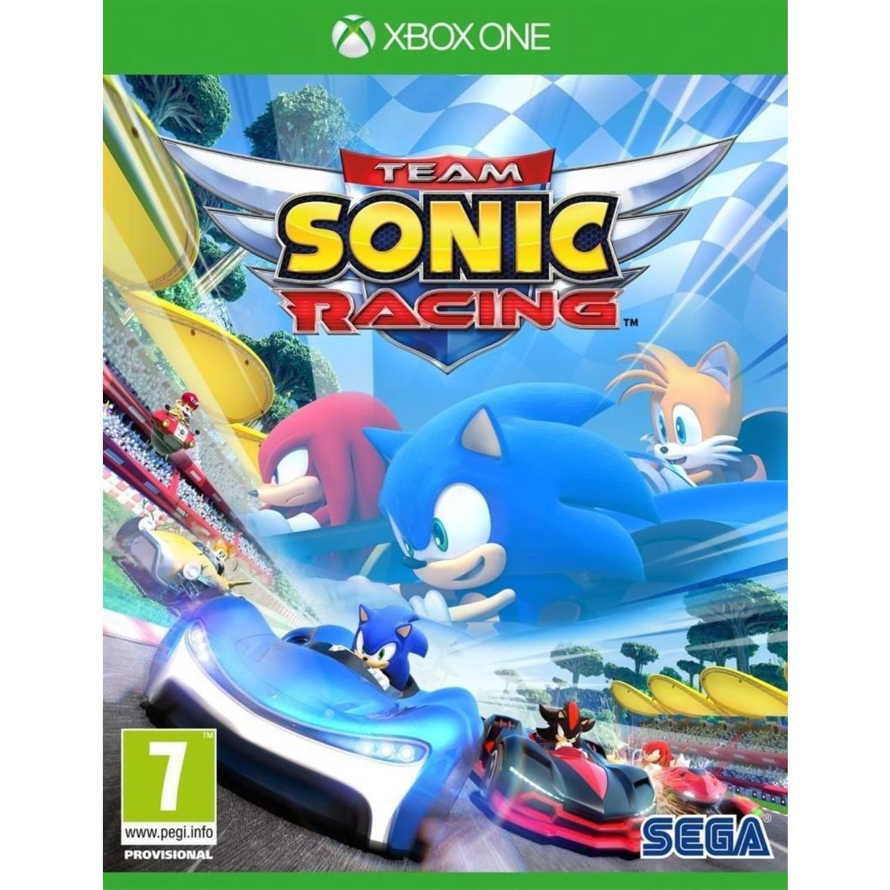 Игра SEGA TEAM SONIC RACING (Xbox One)