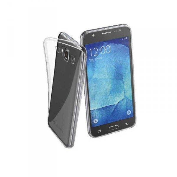 Калъф за смартфон Cellularline FINE SAMSUNG GALAXY J5 ПРОЗРАЧЕН