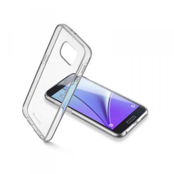 Калъф за смартфон Cellularline CLEARDUO SAMSUNG GALAXY S7