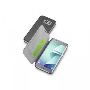 Калъф за смартфон Cellularline BOOK ESSENTIAL SAMSUNG GALAXY S7 EDGE