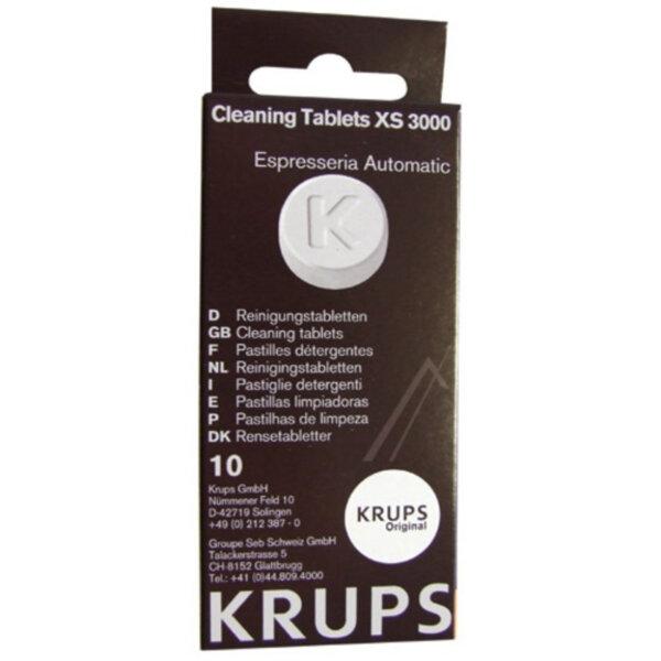 Консуматив Krups XS300010 таблетки за почистване