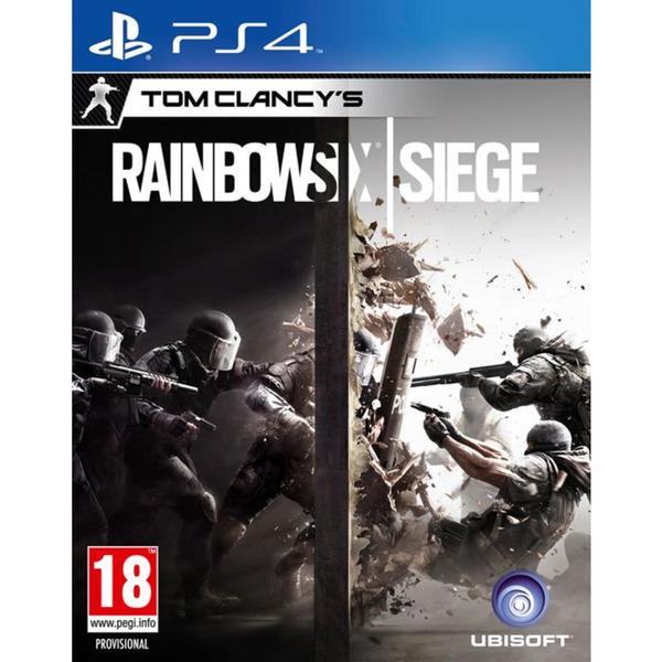 Игра Ubisoft TOM CLANCY'S RAINBOW SIX: SIEGE (PS4)