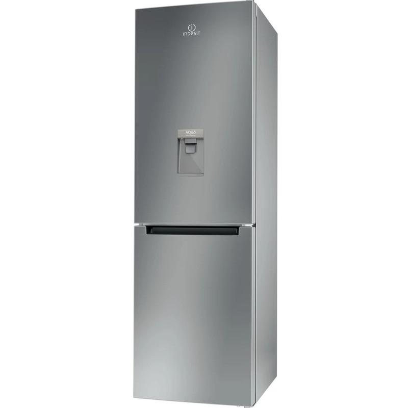 Хладилник с фризер Indesit LI8