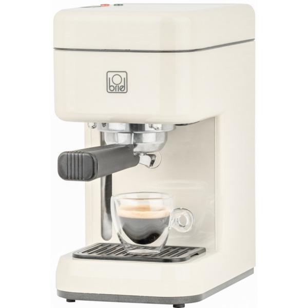 Кафемашина Briel B14 IVORY , 1000 W, 20 Bar, Еспресо