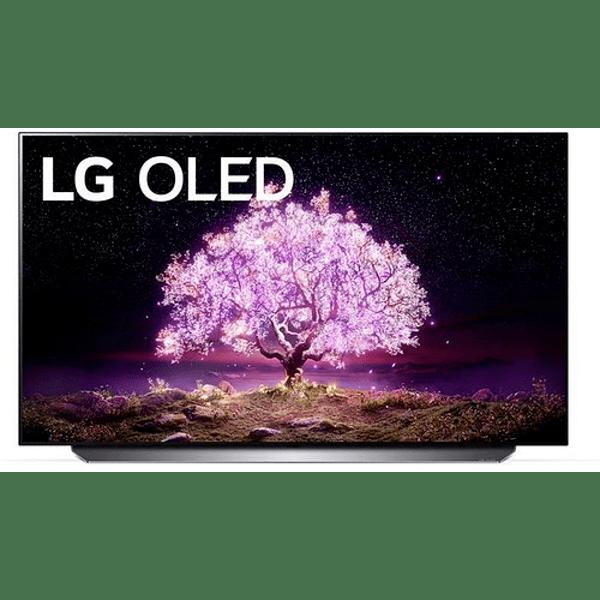 Телевизор LG OLED55C11LB , 139 см, 3840x2160 UHD-4K , 55 inch, OLED , Smart TV , Web Os