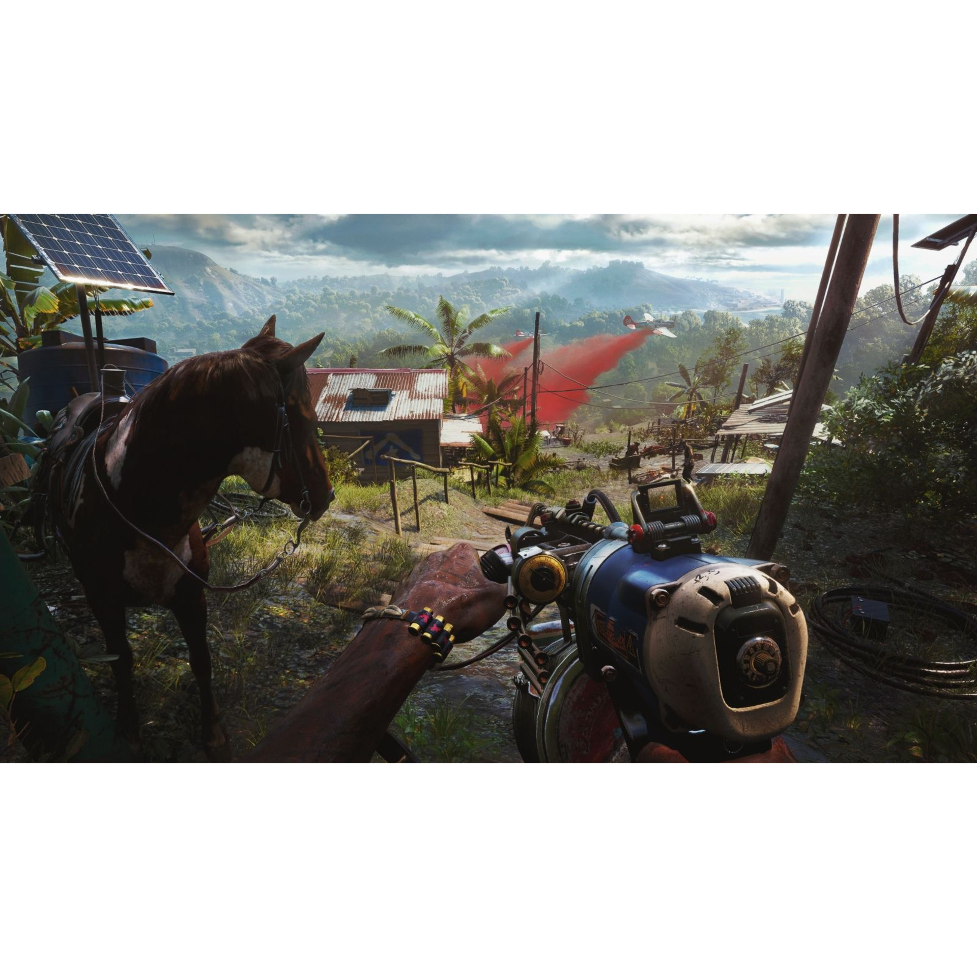 Игра Ubisoft FAR CRY 6 GOLD EDITION (PS5)