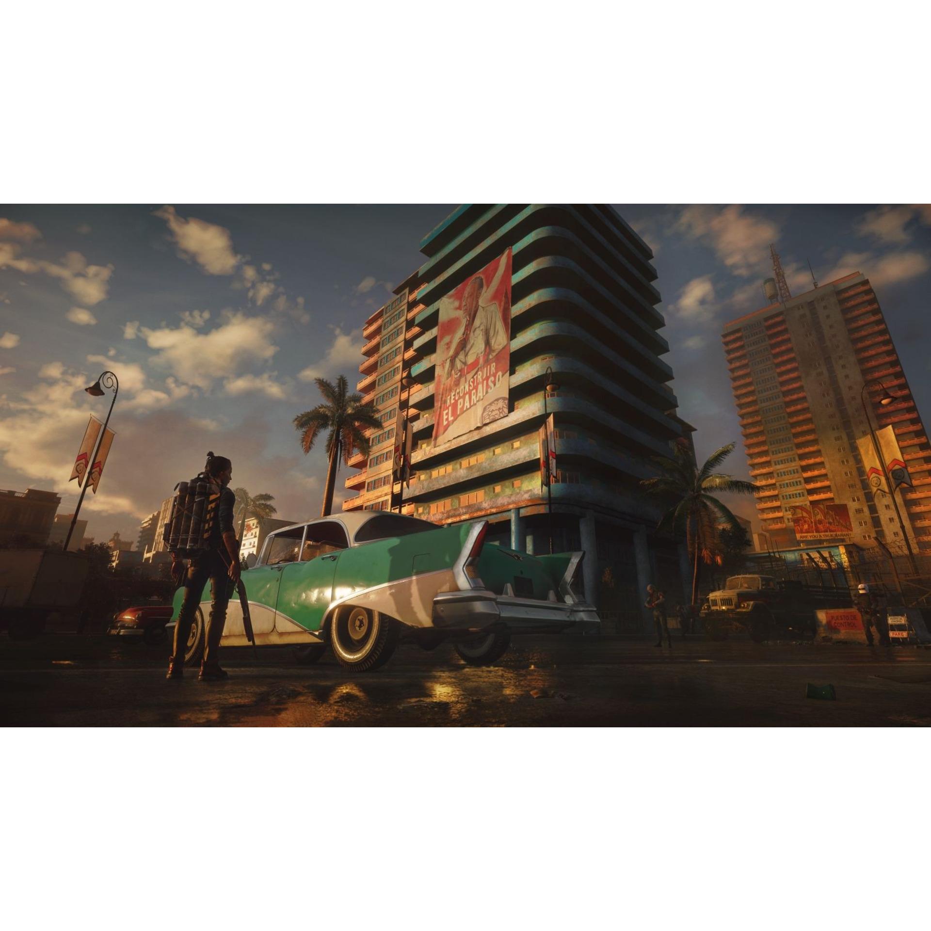 Игра Ubisoft FAR CRY 6 GOLD EDITION (PS4)