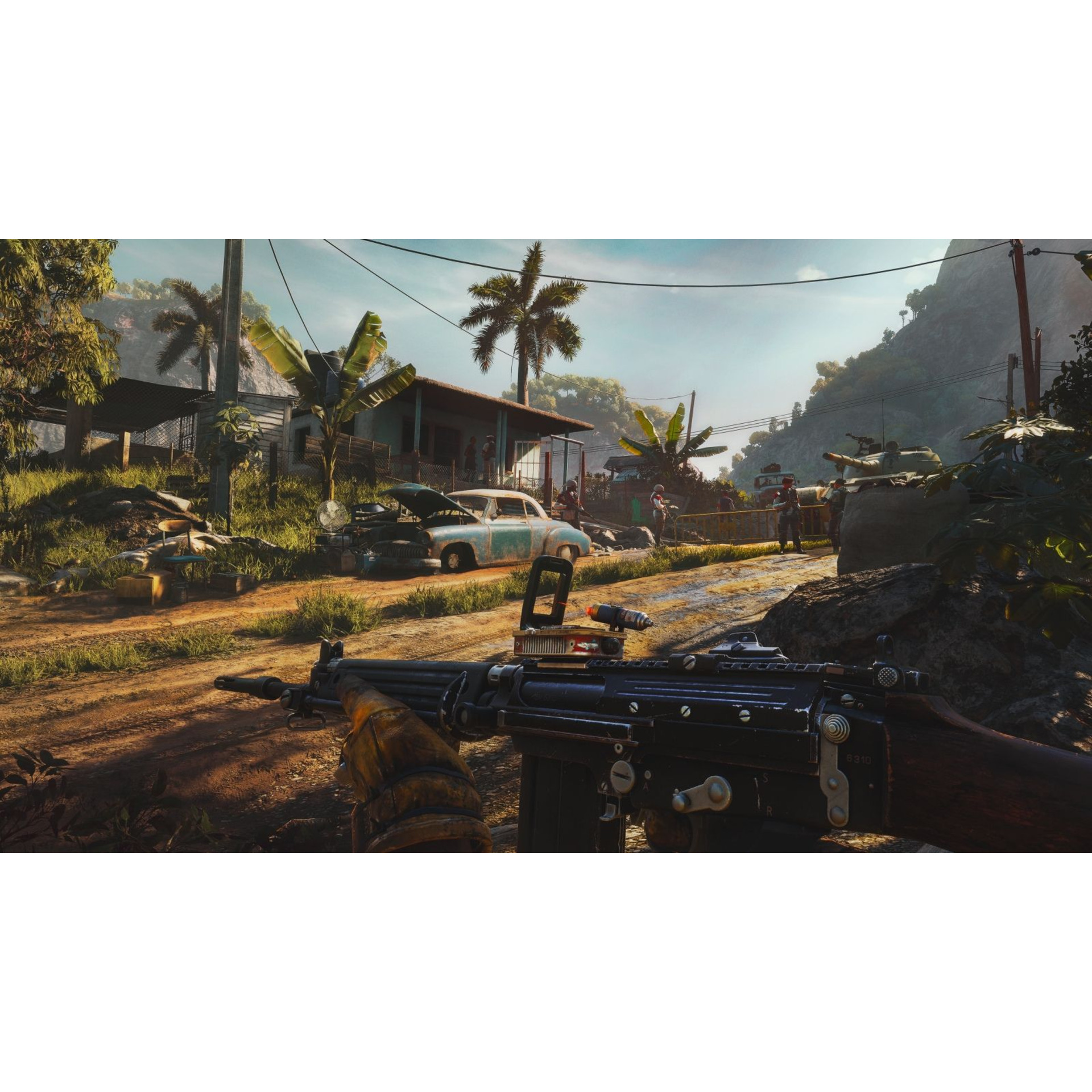 Игра Ubisoft FAR CRY 6 ULTIMATE EDITION (PS4)