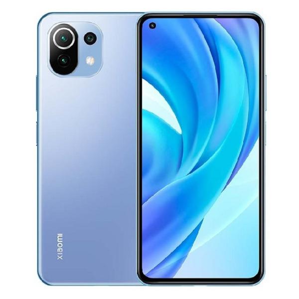 Смартфон Xiaomi MI 11 LITE 128/6 DS BLUE MZB08GJEU , 128 GB, 6 GB