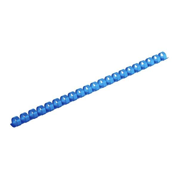 Top Office Спирали за подвързване, 12 mm, сини, 100 броя
