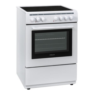 Готварска печка (ток) Finlux FLCM 6000A , Бял , Керамични