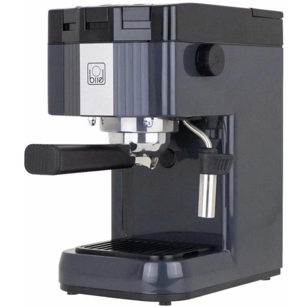 Кафемашина Briel B15 GRAPHITE , 1000 W, 20 Bar, Еспресо