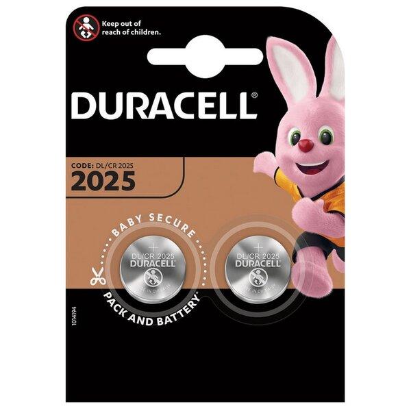 Батерия Duracell LM2025 2 pcs