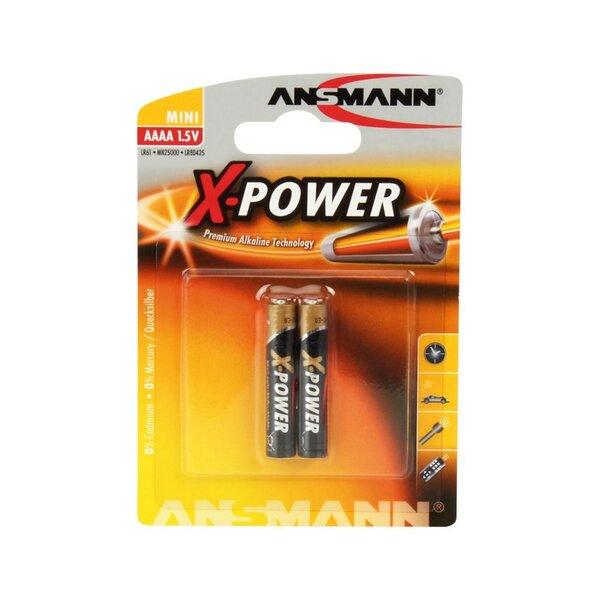 Батерия Ansmann LR8 AAAA 2B 1510-0005