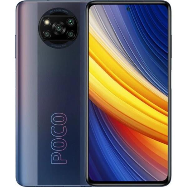 Смартфон POCO X3 PRO 256/8 DS PHANTOM BLACK , 256 GB, 8 GB