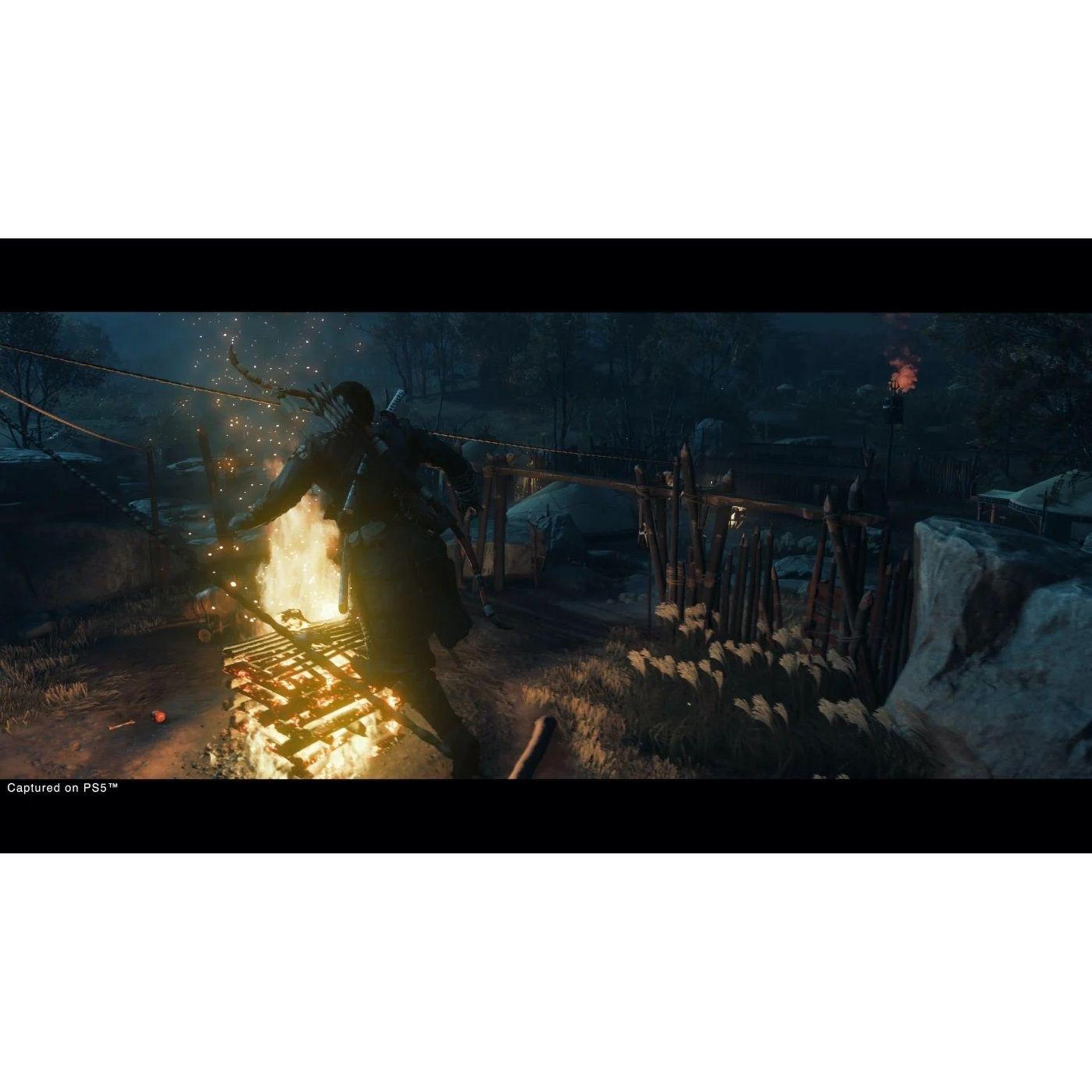 Игра PlayStation 5 Ghost of Tsushima Director's Cut