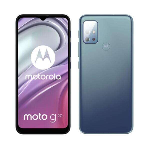 Смартфон Motorola MOTO G20 128/4 DS BREEZE BLUE , 128 GB, 4 GB