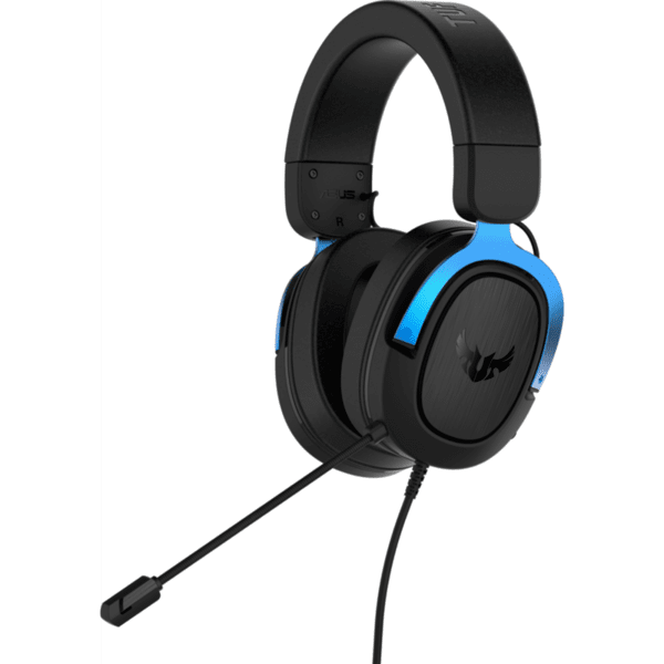 Слушалки с микрофон ASUS TUF GAMING H3 BLUE