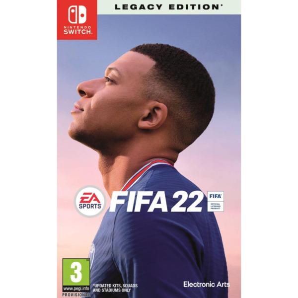 Игра Electronic Arts FIFA 22 Legacy Edition (NSW)