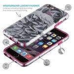 Калъф за смартфон Speck IPHONE 6S INKED LUX POSIES 73776-5039