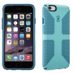 Калъф за смартфон Speck IPHONE 6S CANDYSHELL GRIP BLUE 71305-C13