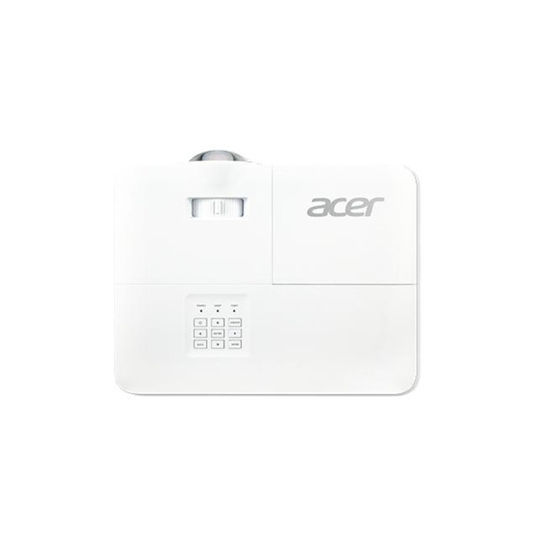 Acer Projector H6518STi, DLP, Short Throw, 1080p (1920x1080), 3,500 ANSI Lumens, 10000:1, 3D ready, 2xHDMI, VGA in, Audio in/out, DC Out (5V/1A,USB Type A), RS232, Speaker 3W, White