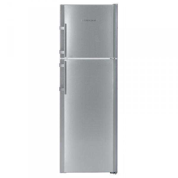 Хладилник с горна камера Liebherr CTPESF 3316 , 312 l, A++ , Инокс
