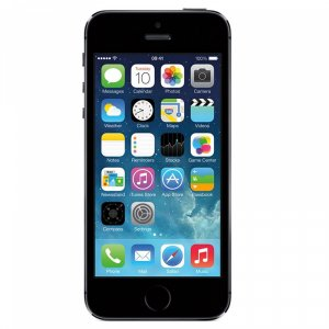 Мобилен телефон APPLE IPHONE 5S 16GB SPACE GRAY ME432