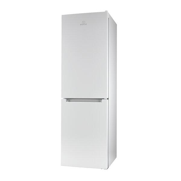 Хладилник с фризер Indesit LR8 S1 W , 339 l, A+ , Бял , Статична