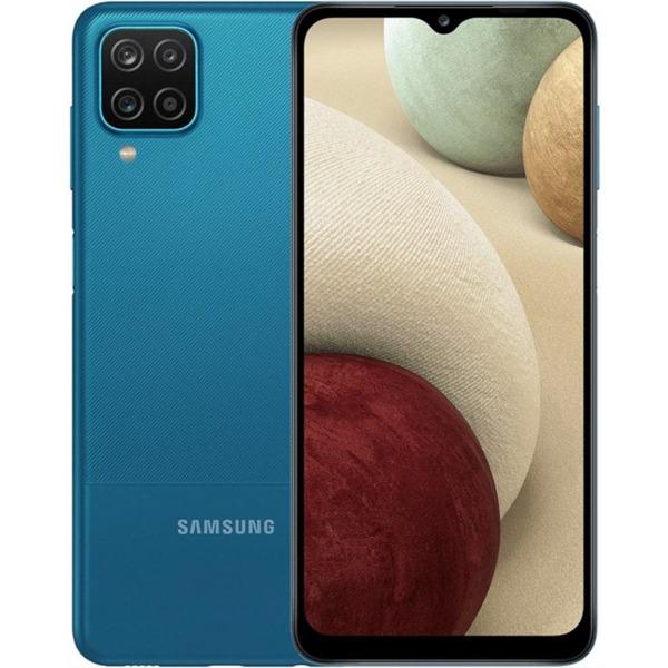 Смартфон Samsung GALAXY A12 DS BLUE SM-A127FZBK , 128 GB, 4 GB