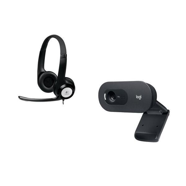 Пакет слушалки H390+камера C505