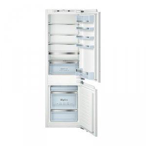 Вграден хладилник с фризер Bosch KIS 86AF30 , 268 l, A++ , Статична