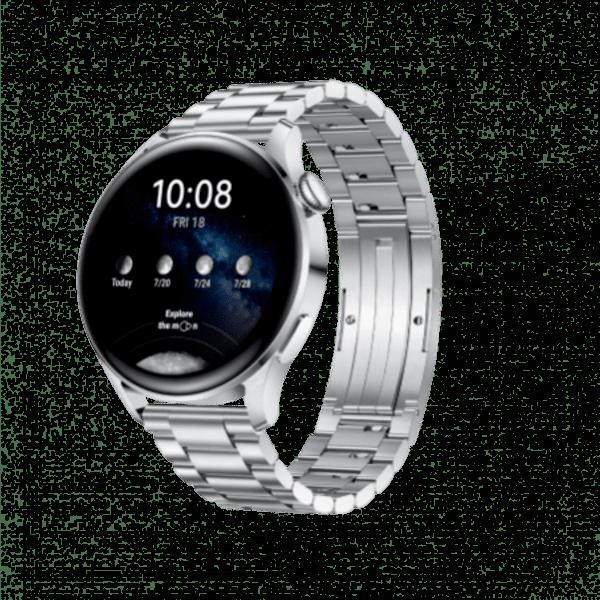 Смарт часовник Huawei WATCH 3 ELITE GALILEO-L31E 46 , 1.43 , 16 GB , 2 GB