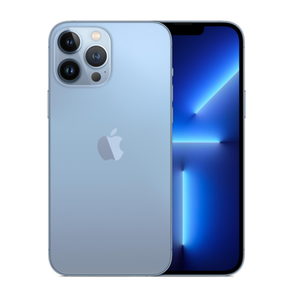 Смартфон Apple iPhone 13 Pro Max 512GB Sierra Blue mllj3 , 512 GB, 6 GB