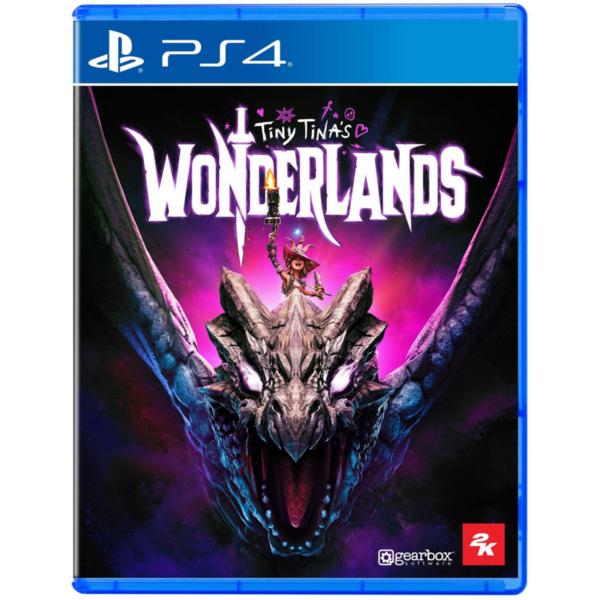 Игра TAKE2 TINY TINA'S WONDERLANDS (PS4)