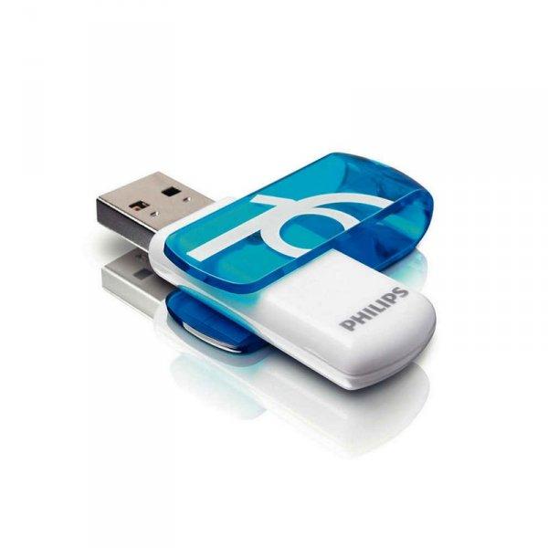 Памет USB Philips VIVID 16GB FM16FD05B/10
