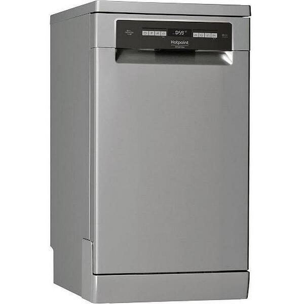 Съдомиялна машина Hotpoint-Ariston HSFO 3T235 WC X , 10 комплекта, D
