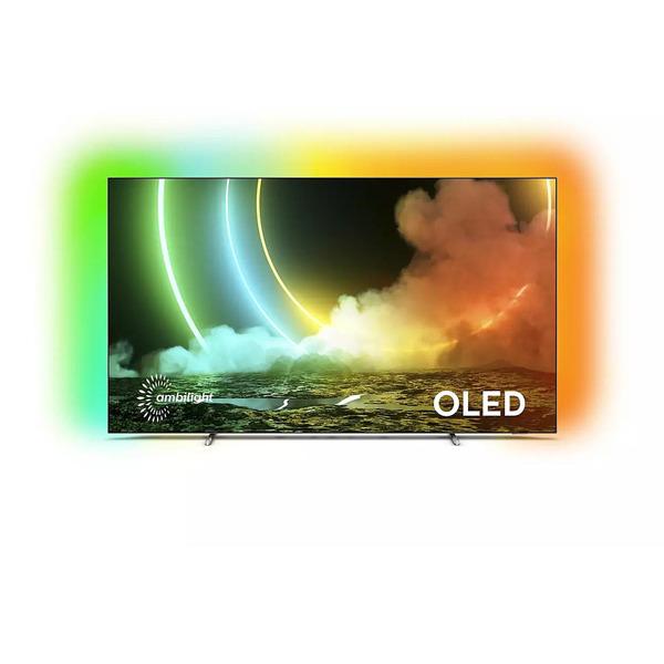 Телевизор Philips 65OLED706/12 , 165 см, 3840x2160 UHD-4K , 65 inch, Android , OLED , Smart TV